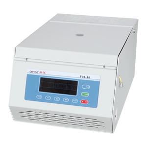 湖南湘仪TGL-16台式高速冷冻离心机