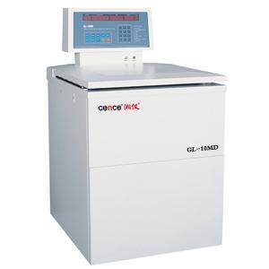 湖南湘仪GL10MD大容量高速冷冻离心机,湖南湘仪GL-10MD大容量高速冷冻离心机