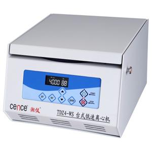 湖南湘仪TDZ4-WS台式低速自动平衡离心机