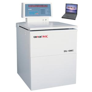 湖南湘仪DL-6MC微机控制大容量冷冻离心机